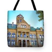 Wapakoneta Ohio Court House Tote Bag
