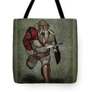 War Beast Tote Bag