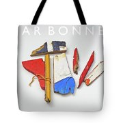 War Bonnet Tote Bag