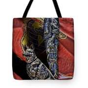 War Dogs Tote Bag