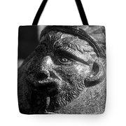 War Face Tote Bag