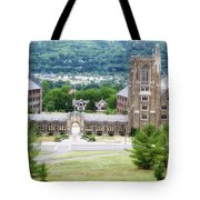 War Memorial Lyon Hall Cornell University Ithaca New York 01 Tote Bag