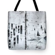 War Of Popsicles Tote Bag