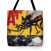 War Of The Worlds, 1927 Tote Bag