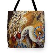 War Pony #4 Tote Bag