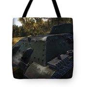 War Thunder Tote Bag