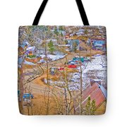 Ward Boulder County Colorado  Tote Bag