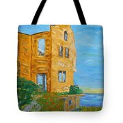 Warden's House Tote Bag
