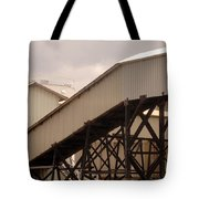 Warehouse Passage Tote Bag
