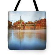 Warehouses Tote Bag