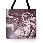 Warhol - Disaster Retrospective Series Andy Warhol Tote Bag