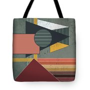 Warm Colors Tote Bag