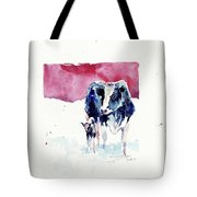 Warm Cuteness Tote Bag