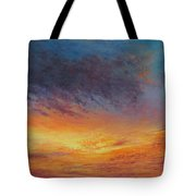 Warm Embrace Tote Bag