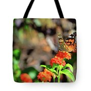 Warm Fall Day Tote Bag