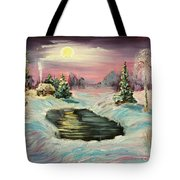 Warm Place Tote Bag