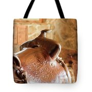 Warm Soft Brown Tote Bag