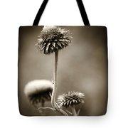 Warm Thistle Tote Bag