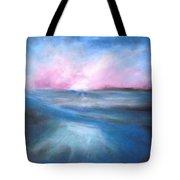 Warm Tides Tote Bag