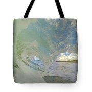 Warm Waves Tote Bag