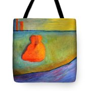 Warmed By The Sun Tote Bag