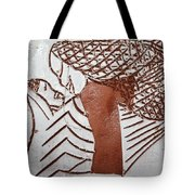 Warmth - Tile Tote Bag