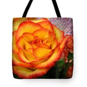 Warmth On A Winter's Day Tote Bag