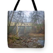 Warner Hollow Rd Covered Bridge Tote Bag