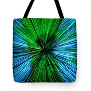 Warp Speed Mr Sulu Tote Bag