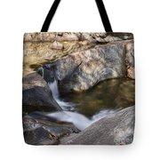 Warren Falls Tote Bag by Sharon Seaward