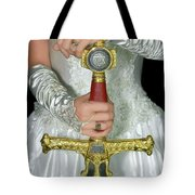 Warrior Bride Of Christ Tote Bag