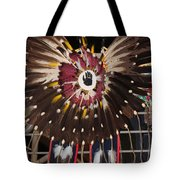 Warrior Feathers Tote Bag