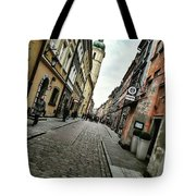Warsaw, The Old Town Tote Bag