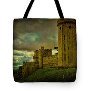 Warwick Castle Tote Bag by Chris Lord