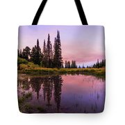 Wasatch Back Tote Bag