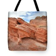 Wash 3 Beehives In Valley Of Fire Tote Bag