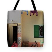 Wash Lane Tote Bag