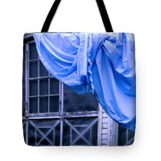 Washday On A Country Porch Tote Bag