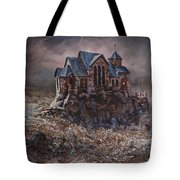 Washed In The Waters Tote Bag