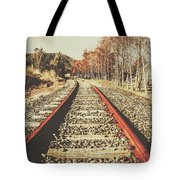 Washed Out Lines Tote Bag