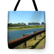 Washington Coast Tote Bag