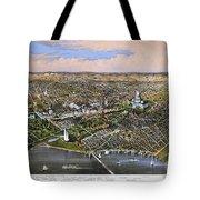 Washington, D.c., 1880 Tote Bag