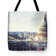 Washington Dc Building 9i8 Tote Bag