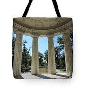 Washington Dc Veteran's Memorial Tote Bag