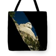 Washington From Inside Tote Bag