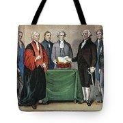 Washington: Inauguration Tote Bag