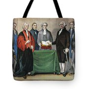 Washington: Inauguration Tote Bag