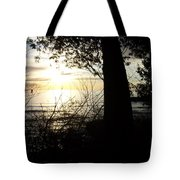 Washington Island Morning 1 Tote Bag