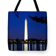 Washington Monument Tote Bag