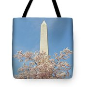 Washington Mounument Tote Bag